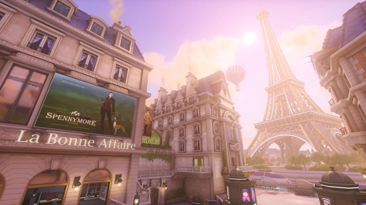 Overwatch Paris