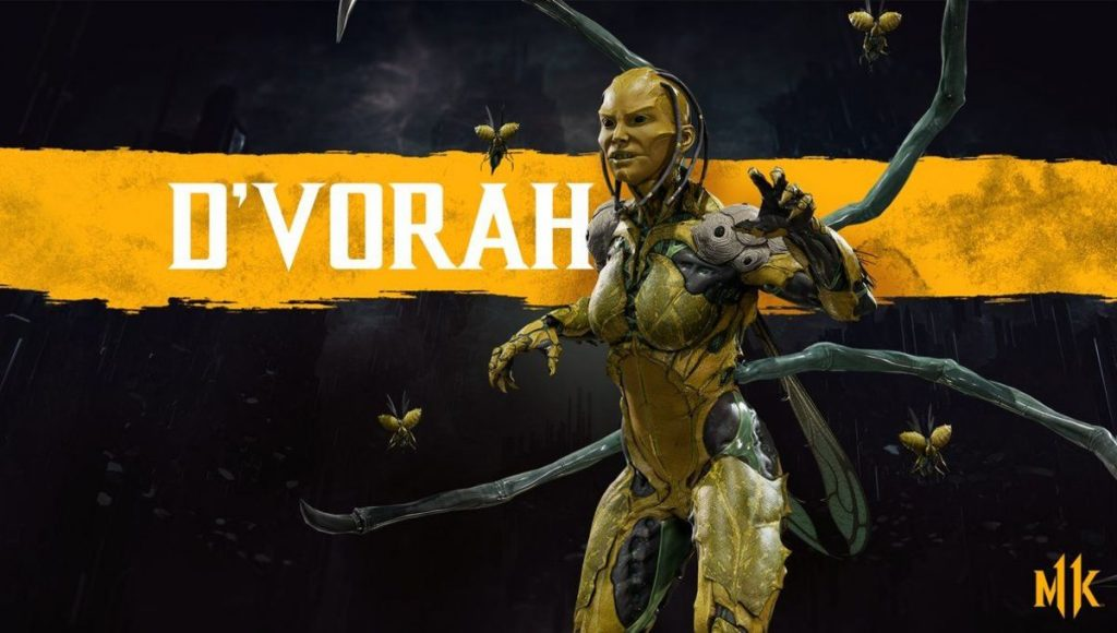 Mortal Kombat 11 characters - featured & already revealed | Eneba